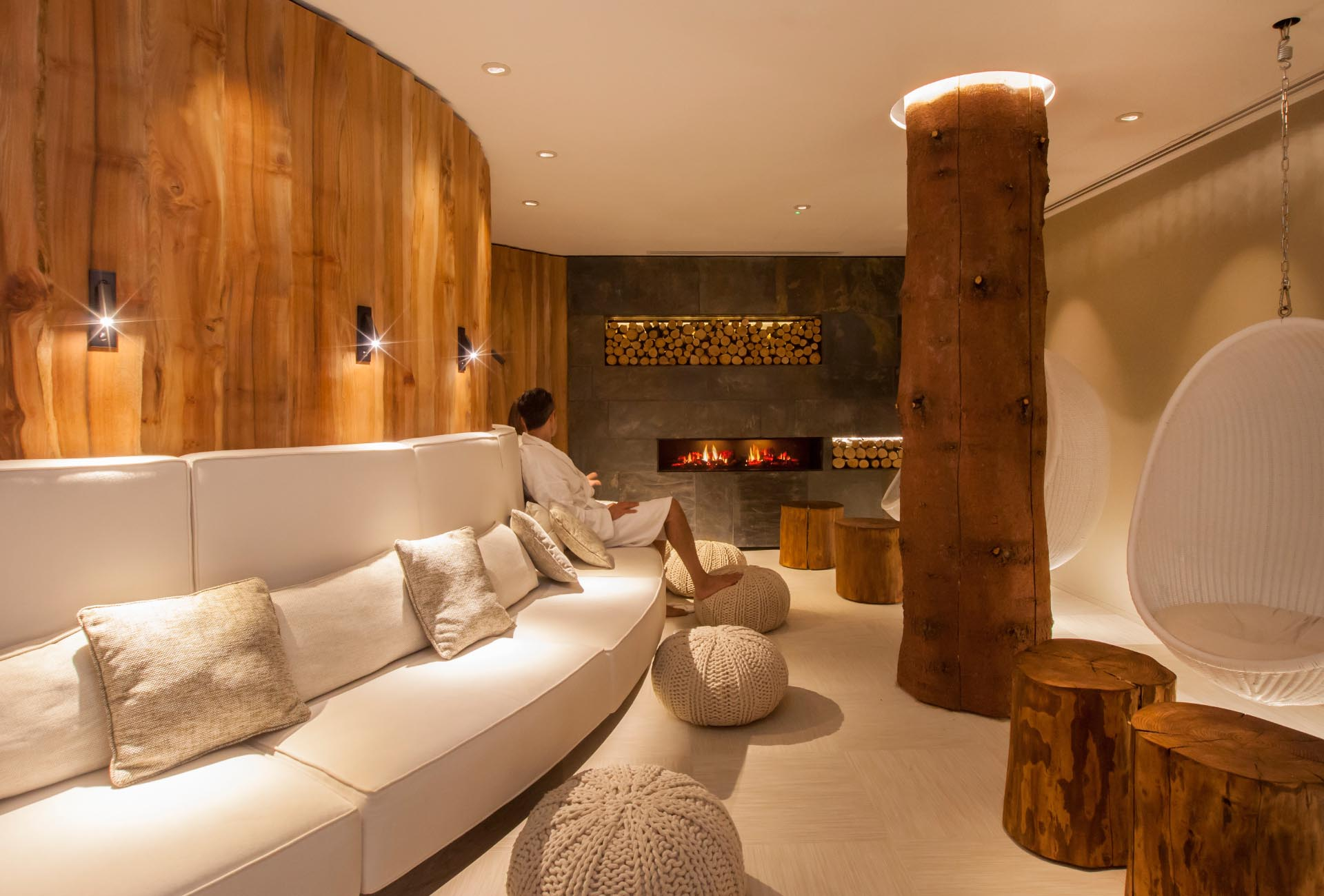 Champneys Forest Mere Spa Interior Design Relax