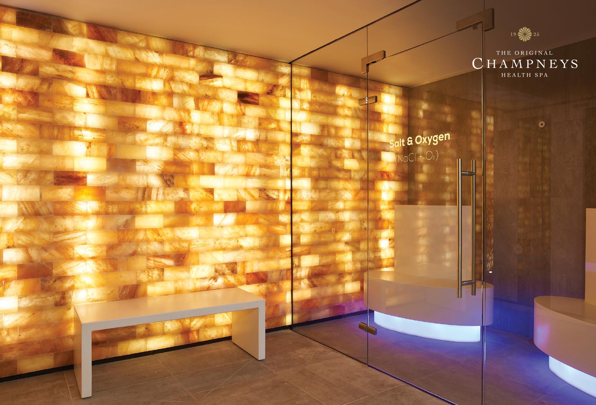 Champneys-Tring-Spa-Designers-Salt-Wall