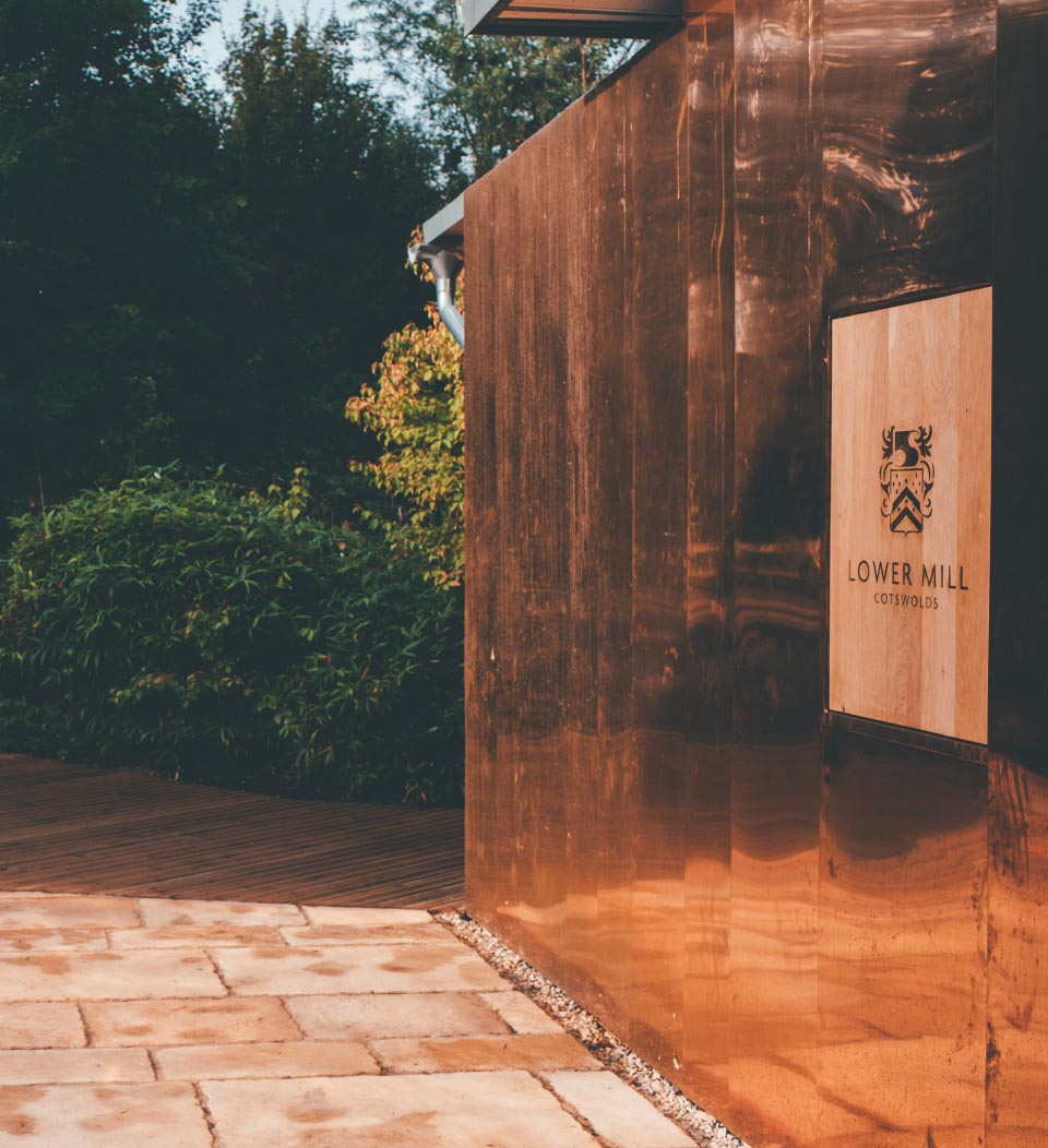Lower-Mill-Spa-design-Buttersoctch-Design-Corten-steel-entrance