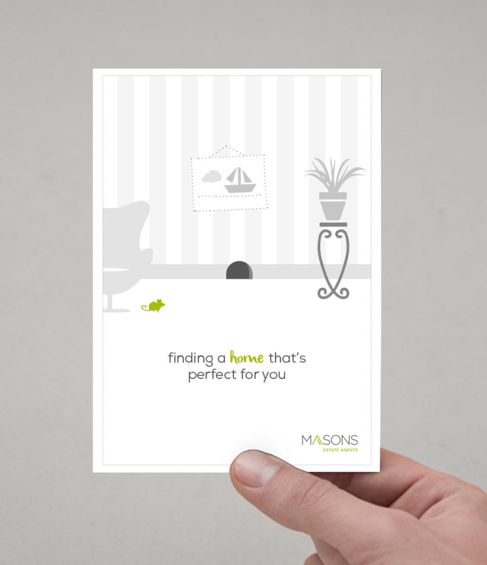 Masons-Estate-Agents-Advertising-Campaign-Reading-Leaflet