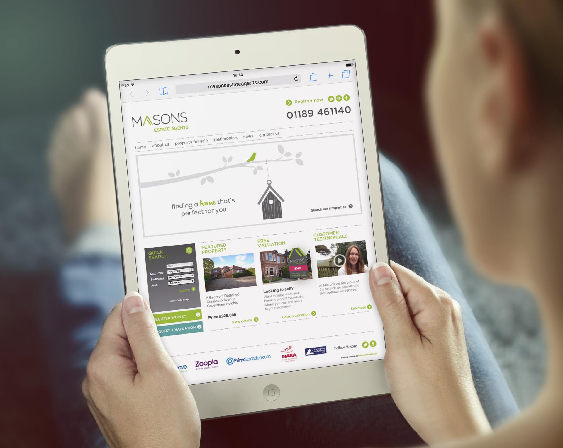 Masons-Estate-Agents-Advertising-Campaign-Reading-Website-Banners