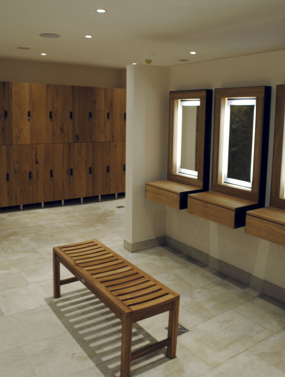 Butterscotch-Spa-Design-rustic-wood-clad-lockers