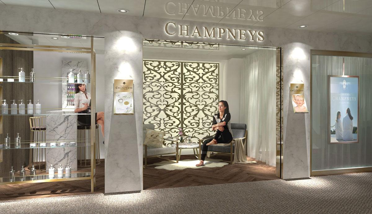 Tui-cruises-Marella-Champneys-on-board-spa-design