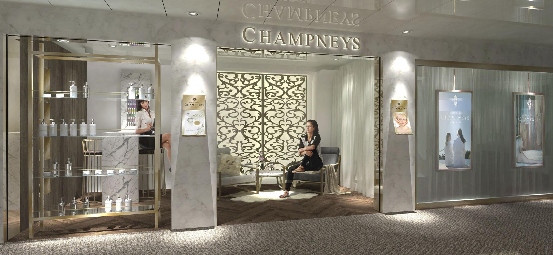 Tui-cruises-Marella-Champneys-on-board-spa-interior-design